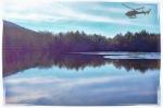 Echo Lake, Woodstock, NY, helicopter